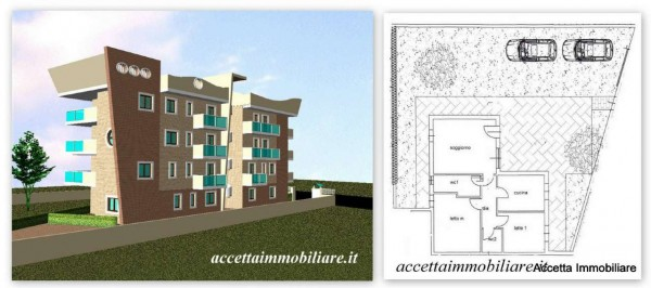 Appartamento in vendita a Taranto, Residenziale, Con giardino, 75 mq
