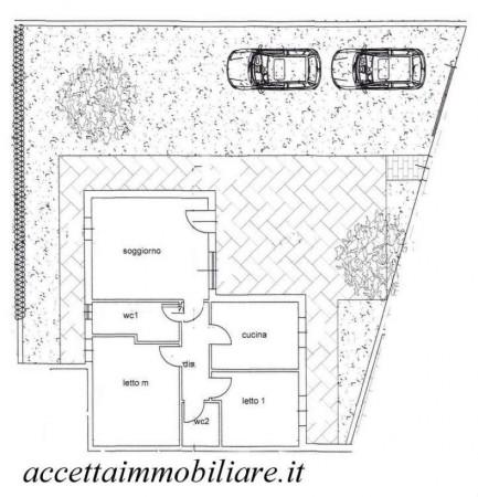 Appartamento in vendita a Taranto, Residenziale, Con giardino, 75 mq - Foto 2