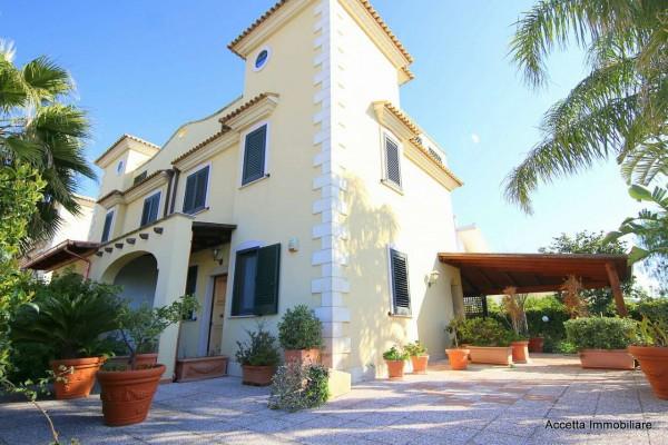 Villa in vendita a Taranto, Residenziale, Con giardino, 86 mq