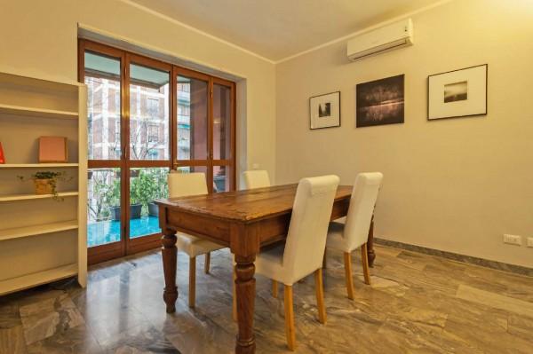 Appartamento in vendita a Milano, Con giardino, 175 mq - Foto 33