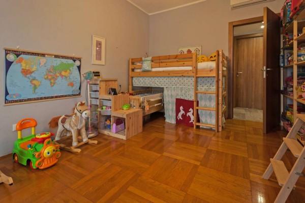 Appartamento in vendita a Milano, Con giardino, 175 mq - Foto 28