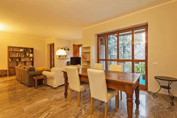 Appartamento in vendita a Milano, Con giardino, 175 mq - Foto 35