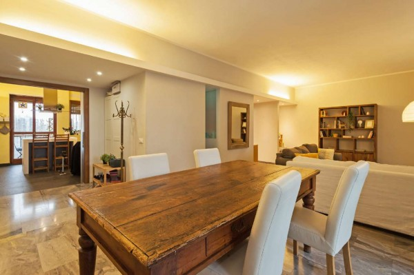 Appartamento in vendita a Milano, Con giardino, 175 mq