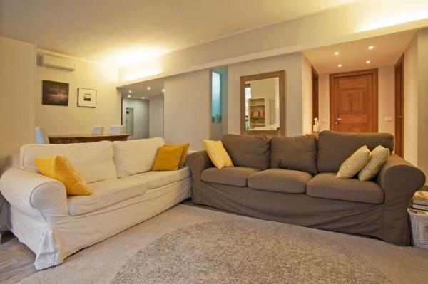 Appartamento in vendita a Milano, Con giardino, 175 mq - Foto 29