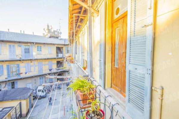 Appartamento in vendita a Milano, Affori Centro, Con giardino, 40 mq