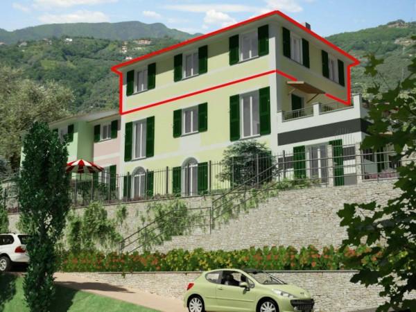 Appartamento in vendita a Rapallo, S.maria, Con giardino, 80 mq - Foto 14