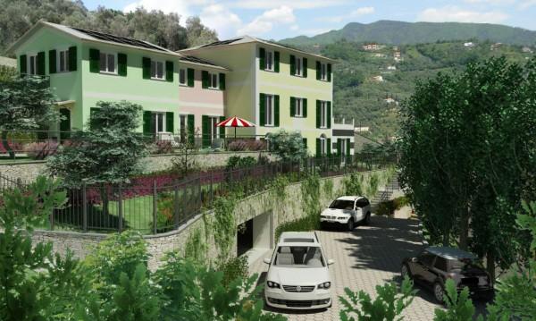 Appartamento in vendita a Rapallo, S.maria, Con giardino, 80 mq - Foto 3