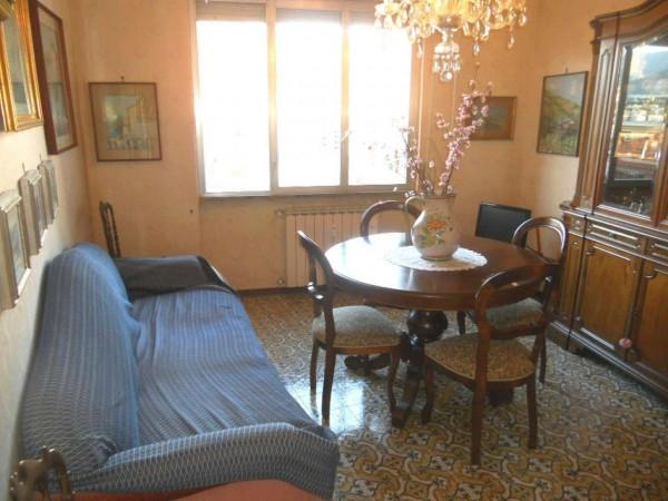 Appartamento in vendita a Rapallo, Valdettaro, 55 mq - Foto 5