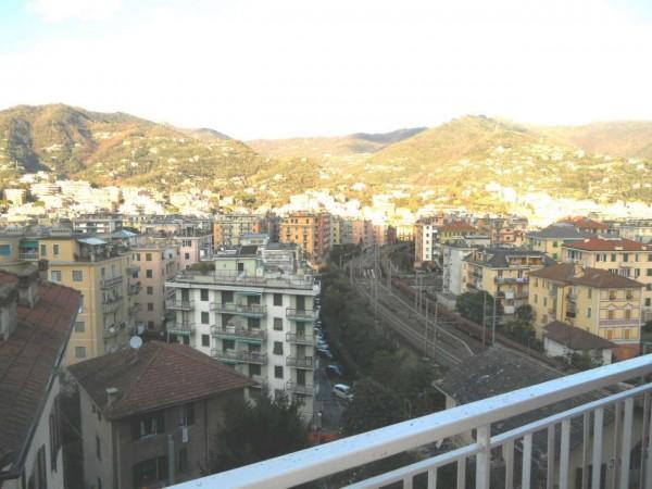 Appartamento in vendita a Rapallo, Valdettaro, 55 mq - Foto 13