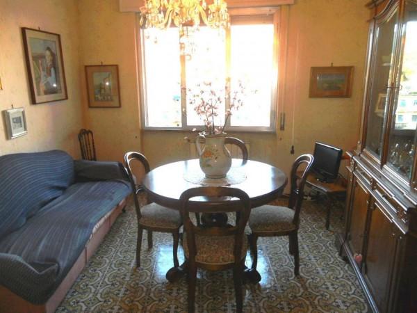 Appartamento in vendita a Rapallo, Valdettaro, 55 mq - Foto 3
