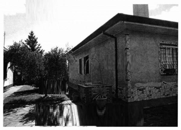 Villa in vendita a Velletri, Con giardino, 115 mq