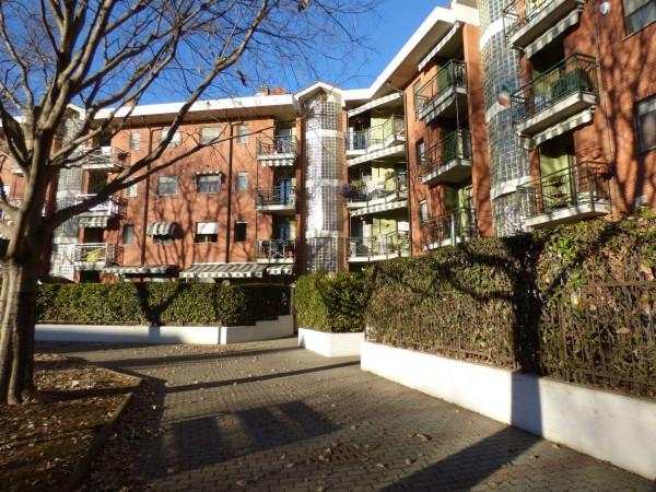 Appartamento in vendita a Borgaro Torinese, Perla, Con giardino, 100 mq