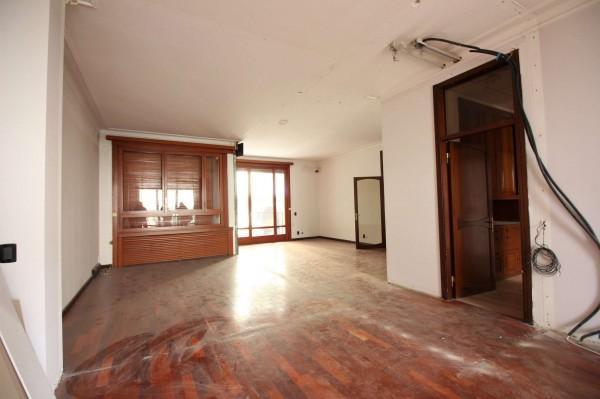 Appartamento in vendita a Milano, Santa Maria Delle Grazie, Con giardino, 260 mq