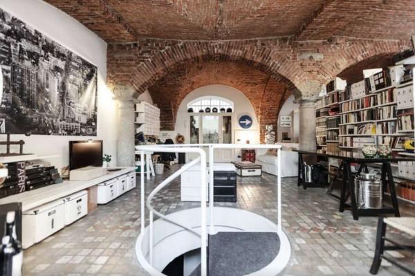 Appartamento in vendita a Milano, Corso Magenta, Arredato, con giardino, 135 mq