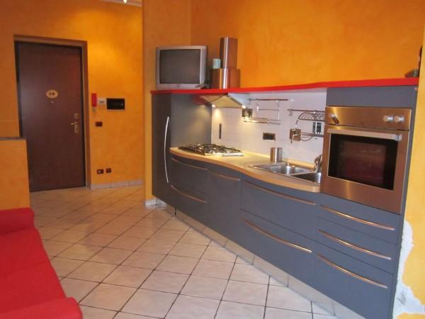 Appartamento in affitto a Moncalieri, Borgo Mercato, Arredato, 50 mq