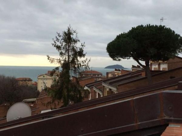 Appartamento in vendita a Lerici, Solaro, Arredato, con giardino, 75 mq - Foto 10