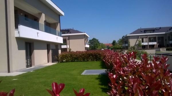 Appartamento in vendita a Cassina de' Pecchi, Con giardino, 136 mq - Foto 26