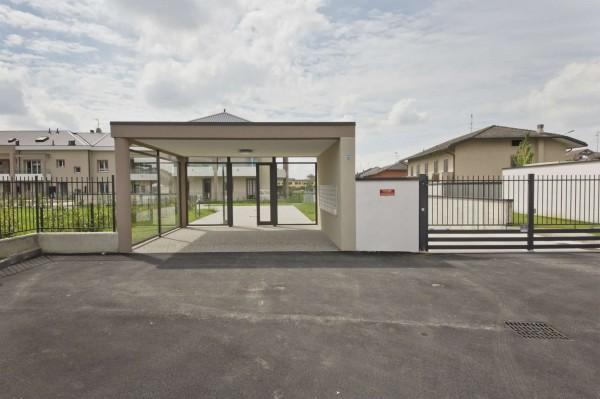 Appartamento in vendita a Cassina de' Pecchi, Con giardino, 136 mq - Foto 12