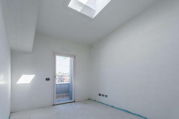 Appartamento in vendita a Cernusco sul Naviglio, Con giardino, 219 mq - Foto 7
