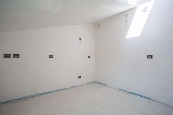 Appartamento in vendita a Cernusco sul Naviglio, Con giardino, 219 mq - Foto 9