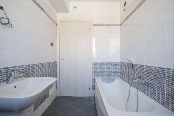 Appartamento in vendita a Cernusco sul Naviglio, Con giardino, 219 mq - Foto 15