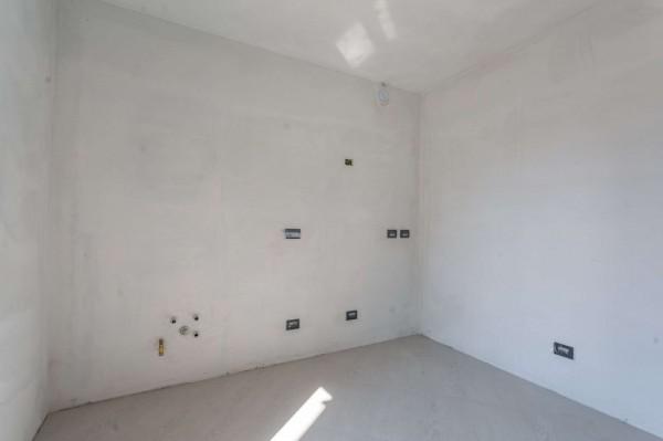 Appartamento in vendita a Cernusco sul Naviglio, Con giardino, 219 mq - Foto 19