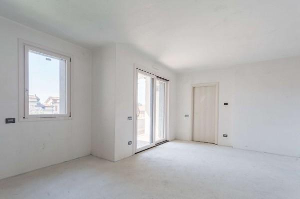 Appartamento in vendita a Cernusco sul Naviglio, Con giardino, 219 mq - Foto 27