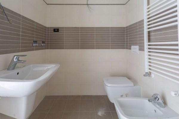 Appartamento in vendita a Cernusco sul Naviglio, Con giardino, 219 mq - Foto 2