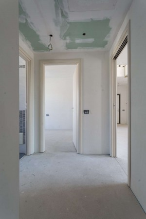 Appartamento in vendita a Cernusco sul Naviglio, Con giardino, 219 mq - Foto 11