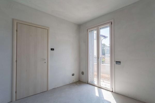 Appartamento in vendita a Cernusco sul Naviglio, Con giardino, 219 mq - Foto 24