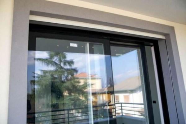 Appartamento in vendita a Cernusco sul Naviglio, Con giardino, 219 mq - Foto 23