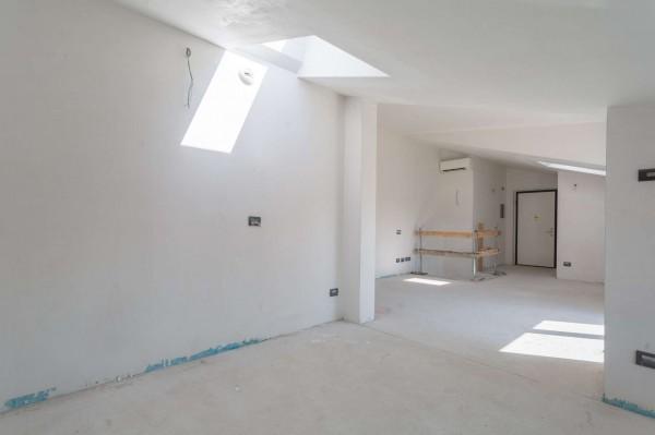 Appartamento in vendita a Cernusco sul Naviglio, Con giardino, 219 mq - Foto 8