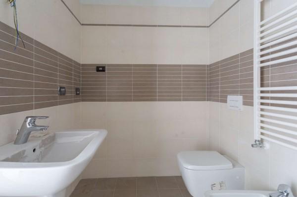Appartamento in vendita a Cernusco sul Naviglio, Con giardino, 219 mq - Foto 17