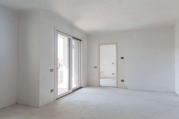 Appartamento in vendita a Cernusco sul Naviglio, Con giardino, 219 mq - Foto 28
