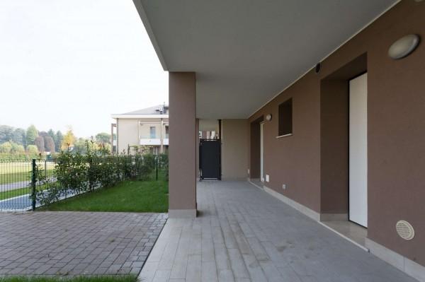 Appartamento in vendita a Cernusco sul Naviglio, Con giardino, 192 mq