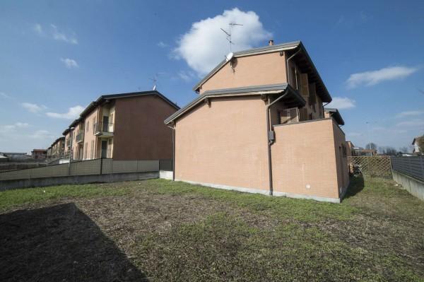 Villetta a schiera in vendita a Corbetta, Corbetta, Con giardino, 205 mq - Foto 22
