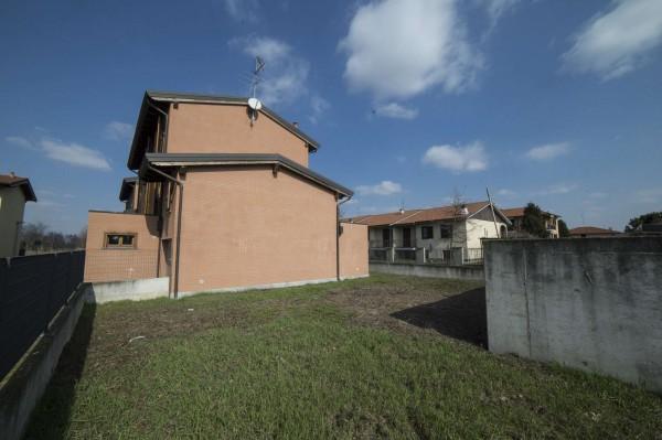 Villetta a schiera in vendita a Corbetta, Corbetta, Con giardino, 205 mq - Foto 35
