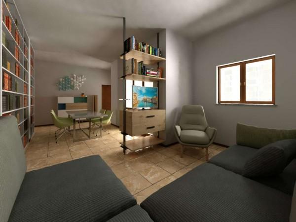 Appartamento in vendita a Corbetta, Corbetta, 152 mq