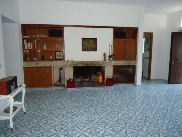Villa in vendita a Roma, Mezzocammino, Con giardino, 140 mq - Foto 10