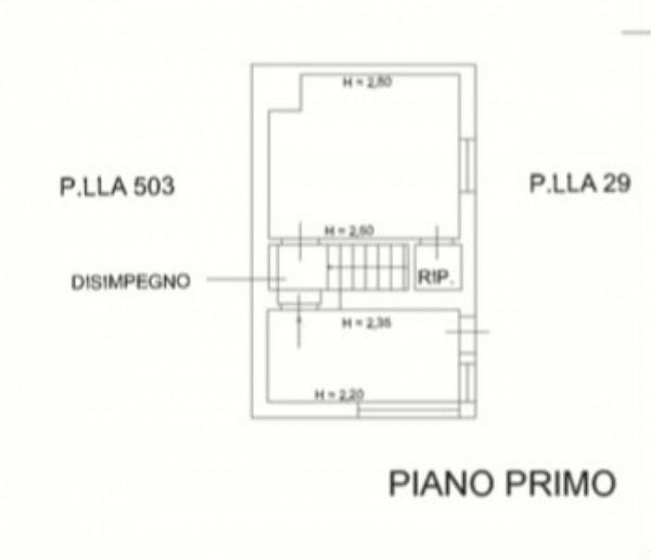 Casa indipendente in vendita a Poggio a Caiano, 57 mq - Foto 3