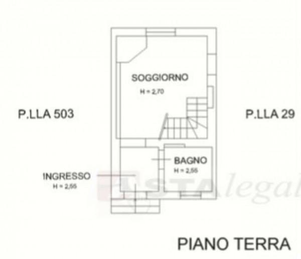 Casa indipendente in vendita a Poggio a Caiano, 57 mq - Foto 2