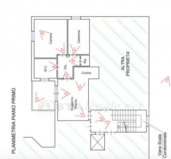 Appartamento in vendita a Prato, 84 mq - Foto 2