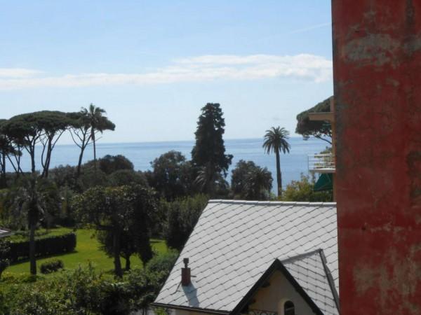 Appartamento in vendita a Genova, Passeggiata A Mare Di Nervi, Con giardino, 125 mq - Foto 9