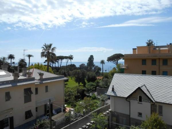 Appartamento in vendita a Genova, Passeggiata A Mare Di Nervi, Con giardino, 125 mq - Foto 11