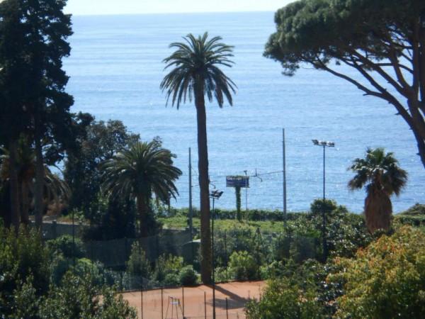 Appartamento in vendita a Genova, Passeggiata A Mare Di Nervi, Con giardino, 125 mq - Foto 7