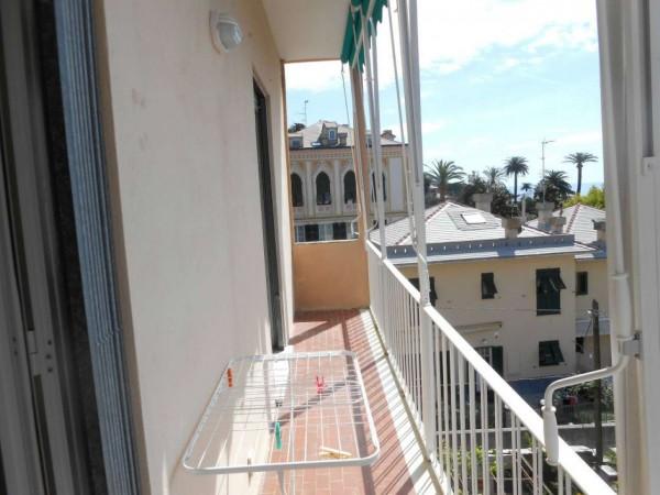 Appartamento in vendita a Genova, Passeggiata A Mare Di Nervi, Con giardino, 125 mq - Foto 28
