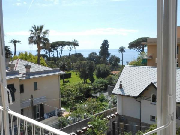 Appartamento in vendita a Genova, Passeggiata A Mare Di Nervi, Con giardino, 125 mq - Foto 32