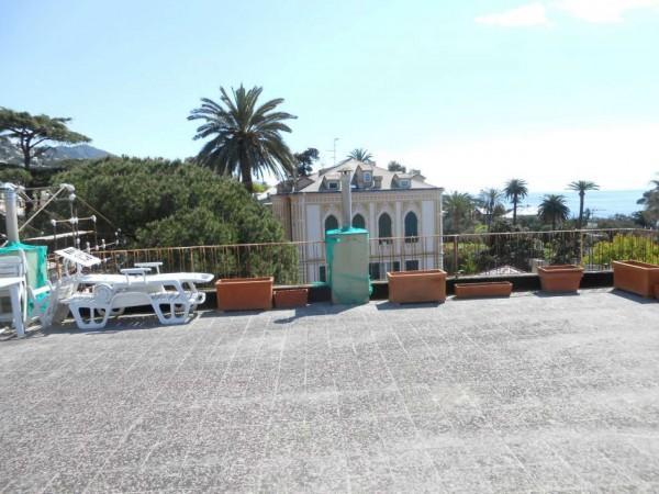 Appartamento in vendita a Genova, Passeggiata A Mare Di Nervi, Con giardino, 125 mq - Foto 20
