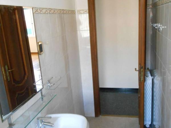 Appartamento in vendita a Genova, Passeggiata A Mare Di Nervi, Con giardino, 125 mq - Foto 53