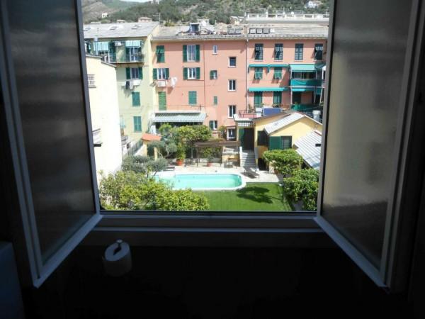 Appartamento in vendita a Genova, Passeggiata A Mare Di Nervi, Con giardino, 125 mq - Foto 65